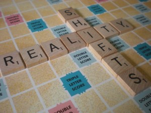 Scrabble Reality Shifts
