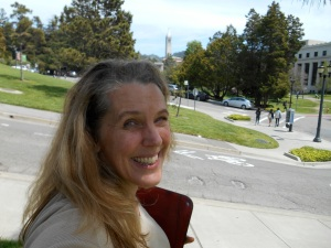 Cynthia Sue Larson at UC Berkeley
