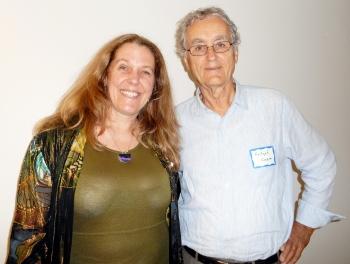 Cynthia Sue Larson and Fritjof Capra