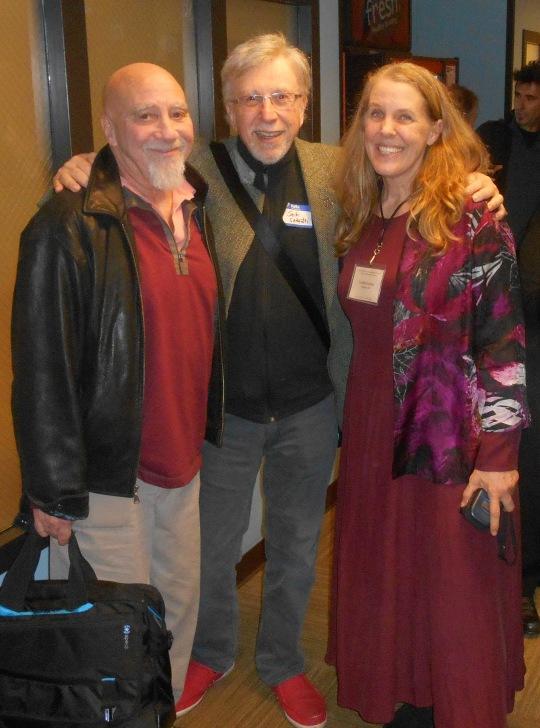 Stuart Hameroff, Jack Sarfatti, and Cynthia Sue Larson