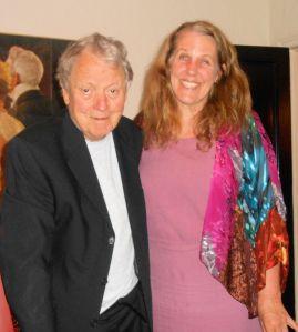 Henry Stapp and Cynthia Sue Larson