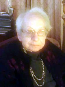 Mary Rose Barrington